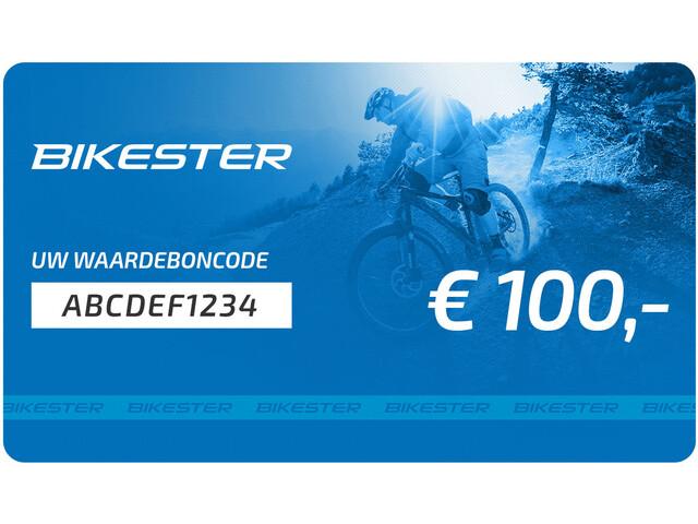 Bikester E-cadeaubon, 100 €